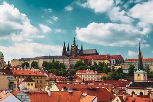 Walks in Prague